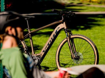 Wähle dein bevorzugtes e bike